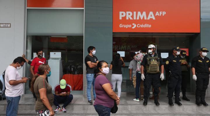 Las AFP siguen ganando utilidades incluso en medio de la pandemia