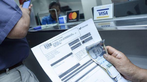Osiptel: Si no fraccionaste tus recibos podrían cortarte el servicio en junio