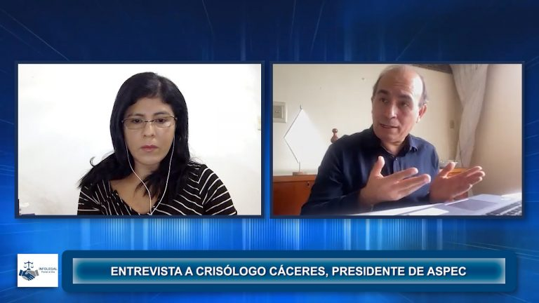 """Crisólogo Cáceres: """"Empresas de telefonía han ejercido gran presión ante Osiptel y el Estado"""""""