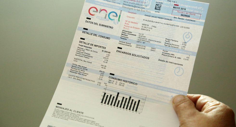 Aspec: bono de electricidad de 160 soles debería extenderse a usuarios de la clase media
