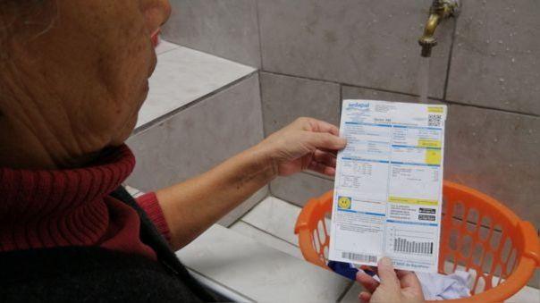 Sedapal propone subir tarifa de los servicios de agua desde este año hasta el 2022