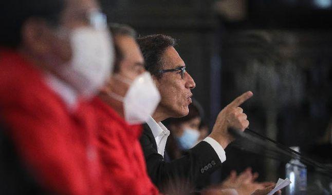 Presidente Vizcarra exhorta a bancos a reducir tasas al reprogramar créditos