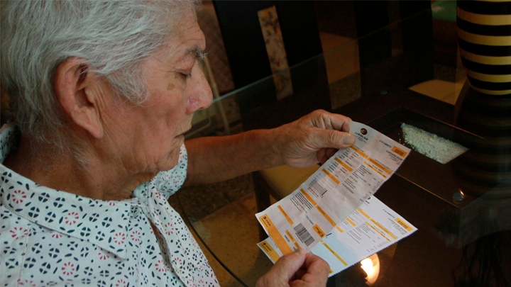 Distorsión en mercado eléctrico afecta a más de 500 mil jubilados