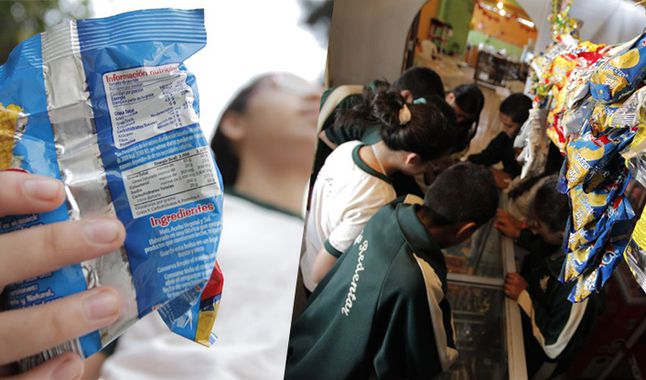 ¿Prohibir la venta de comida chatarra a los niños asegura una mejor alimentación?
