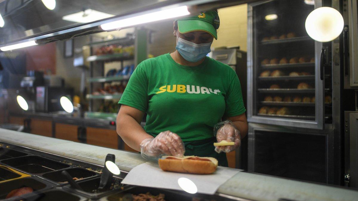 El tribunal supremo de Irlanda sentencia que el pan de Subway legalmente no es pan