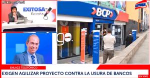 """Crisólogo Cáceres: """"Nueva ley del Congreso y Ejecutivo deja fuera a peruanos que están sin trabajo"""""""