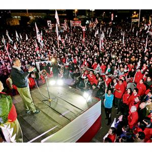ASPEC pide implementar protocolos sanitarios para mítines políticos