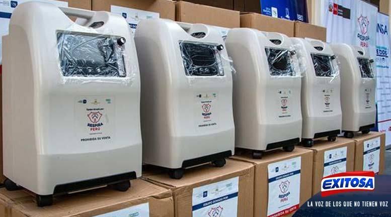 Persona natural puede importar su concentrador de oxígeno vía trámite en DIGEMID