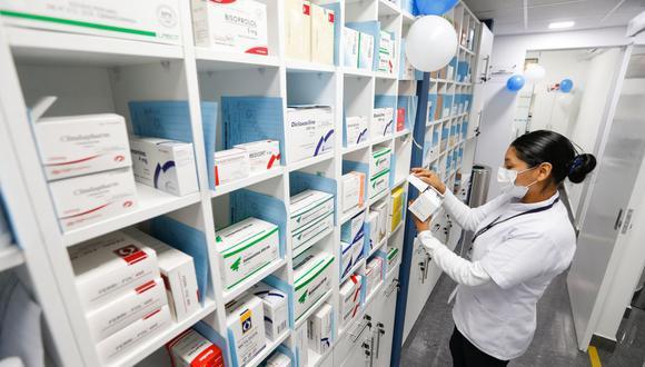 Asociación Nacional de Boticas mantendrá precio de medicamentos y triplica productos genéricos
