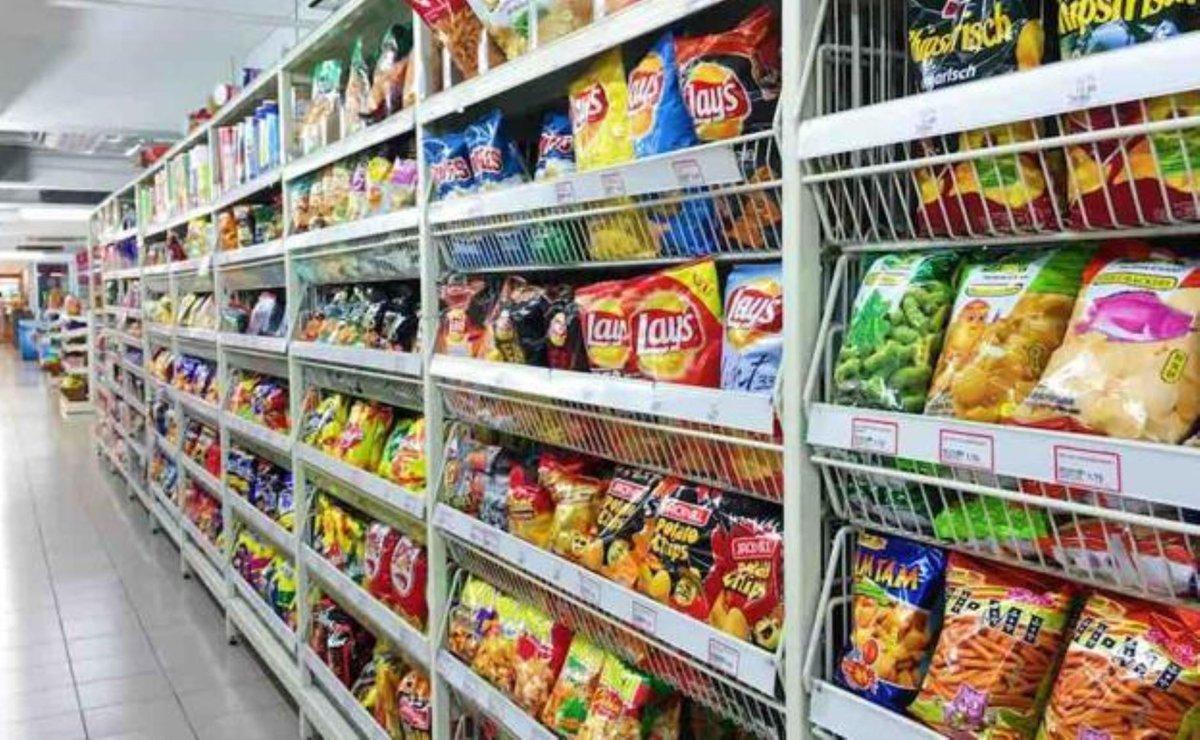 La industria de comida procesada se resiste a adecuarse a la ley de alimentación saludable
